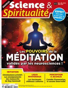 Science et Spiritualité 02 - Les Pouvoirs de la méditation