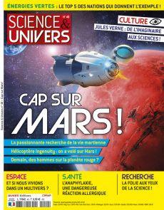 Cap sur Mars - Science et Univers 40