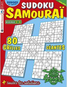 Sudoku Samouraï - Hors-série 01 Sudoku Banzaï