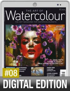 The Art of Watercolour n°8 Digital Edition