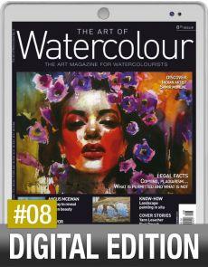 The Art of Watercolour n°8 Digital Edition