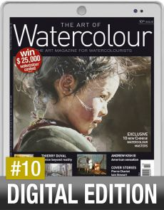 The Art of Watercolour n°10 Digital Edition