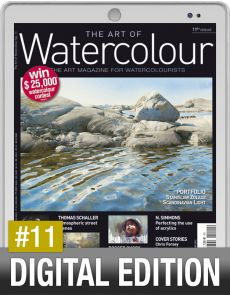 The Art of Watercolour n°11 Digital Edition