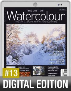 The Art of Watercolour n°13 Digital Edition