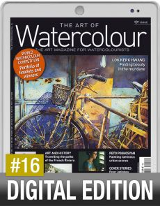 The Art of Watercolour 16th issue Digital Edition