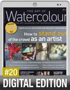 The Art of Watercolour 20th issue Digital Edition