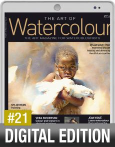 The Art of Watercolour 21st issue Digital Edition