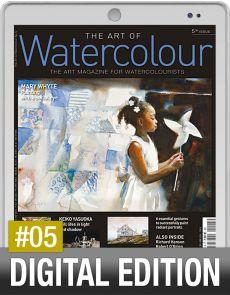 The Art of Watercolour n°5 Digital Edition