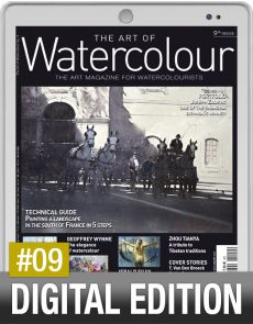 The Art of Watercolour n°9 Digital Edition