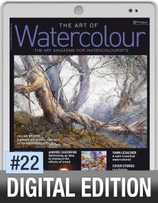 The Art of Watercolour 22nd issue Digital Edition