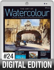 The Art of Watercolour 24th issue - Digital Edition