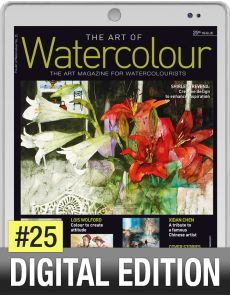The Art of Watercolour 25th issue - Digital Edition