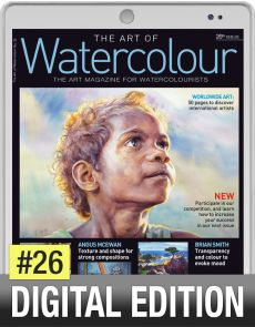 The Art of Watercolour 26th issue - Digital Edition