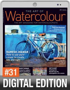 The Art of Watercolour 31st issue - Digital Edition
