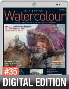 The Art of Watercolour 35th issue - Digital Edition