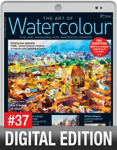 The Art of Watercolour 37th issue - DIGITAL Edition