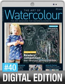 The Art of Watercolour 40th issue - DIGITAL Edition