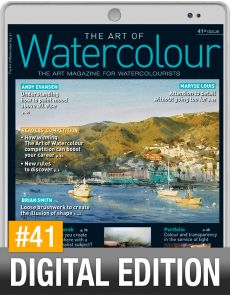 The Art of Watercolour 41st issue - DIGITAL Edition