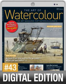 The Art of Watercolour 43rd issue - DIGITAL Edition