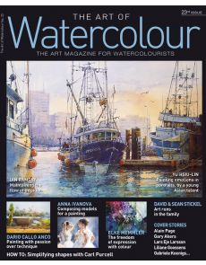 The Art of Watercolour 23rd issue