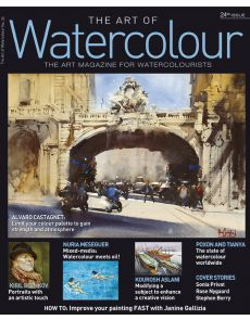 The Art of Watercolour 24th issue