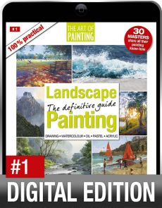 Landscape Painting: the definitive Guide - Digital Edition