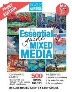 The Essential guide to Mixed Media - The Art of Painting