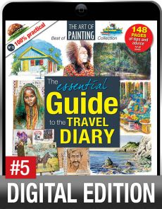 Guide to the TRAVEL DIARY - Digital Edition