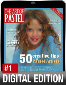The Art of Pastel 1st issue - DIGITAL Edition