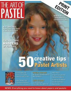 The Art of Pastel - 50 creative tips by Pastel Artists