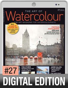 The Art of Watercolour 27th issue - Digital Edition