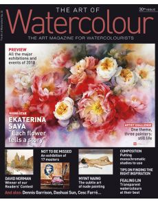 The Art of Watercolour 30th issue - Outdoor Painters And Studio Artists