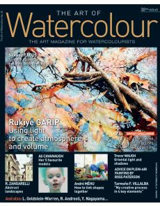 The Art of Watercolour 32nd issue - See and learn