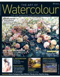The Art of Watercolour 34th issue - PRINT Edition