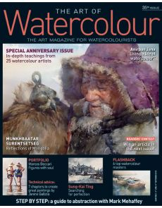 The Art of Watercolour 35th issue - PRINT Edition