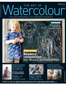 The Art of Watercolour 40th issue - PRINT Edition