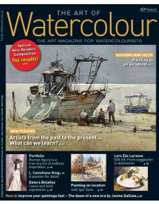 The Art of Watercolour 43rd issue - PRINT Edition