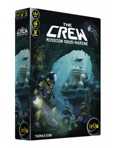 JEU - The Crew - Mission sous-marine