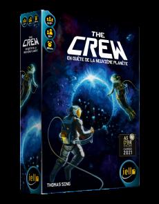 JEU - The Crew - En quête de la neuvième planète !