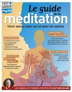 Le guide de la méditation - Tout Savoir Psycho 4