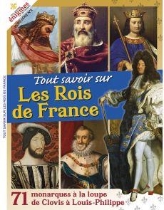 Tout Savoir sur les Rois de France - Hors-série 05 Les Grandes Enigmes de l'Histoire
