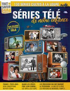 Les SÉRIES TÉLÉ de notre enfance - 130 séries cultes - Tout Savoir Arts et Média 4
