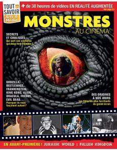 Les MONSTRES au cinéma - Tout Savoir Arts et Média 6