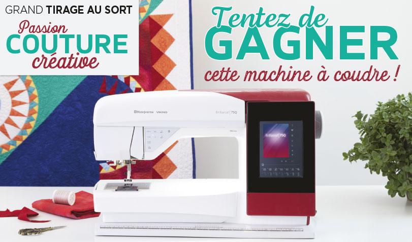 machine a coudre